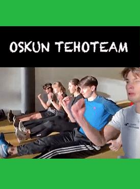 Oskun Tehoteam